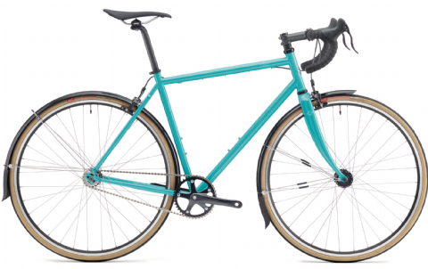 Genesis Flyer Road Bike Teal 2018